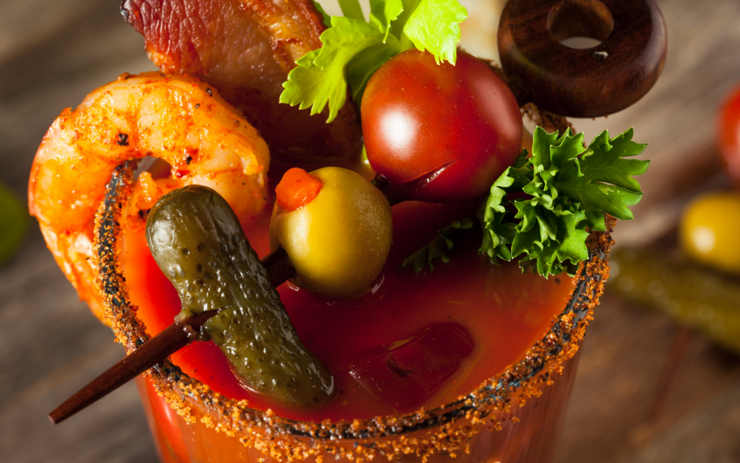 HOW TO MAKE A BLOODY MARY