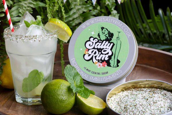 Mint Cocktail Sugar