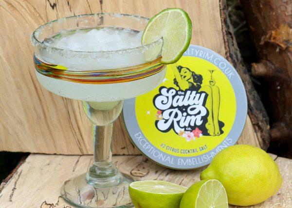 Citrus Salt for Cocktails